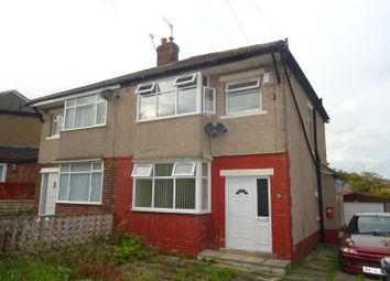 Thumbnail 3 bed semi-detached house to rent in Alum Drive, Bradford, West Yorkshire