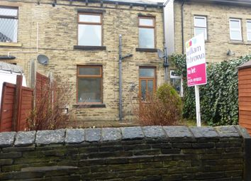 Thumbnail 2 bed end terrace house to rent in Naylors Buildings, Scholes, Cleckheaton
