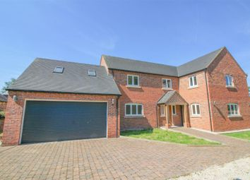 Thumbnail 5 bed detached house to rent in Heage Lane, Etwall, Derby
