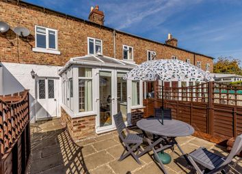 Thumbnail 2 bed terraced house for sale in Station Cottages, Rillington