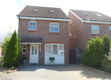 Thumbnail 4 bed detached house for sale in Hadleigh Close, Shenley, Radlett
