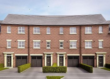 Thumbnail 3 bed town house for sale in Bridgewater Park, Winnington Avenue, Northwich