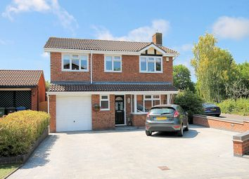 Thumbnail 4 bed detached house for sale in Wenlock, Glascote, Tamworth