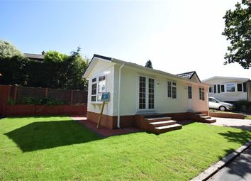 Thumbnail 1 bedroom mobile/park home for sale in Oakland Glen, Walton Le Dale, Preston, Lancashire