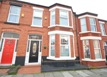 Thumbnail 3 bed terraced house for sale in Lyttelton Road, Liverpool, Merseyside