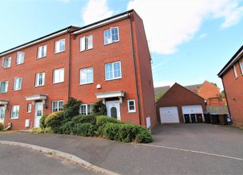 Thumbnail 4 bed town house for sale in Walker Grove, Hatfield