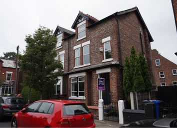 Thumbnail 4 bed semi-detached house for sale in Napier Road, Chorlton