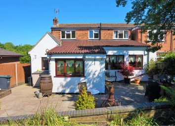 Thumbnail 4 bed semi-detached house for sale in Downs Road, Gravesend