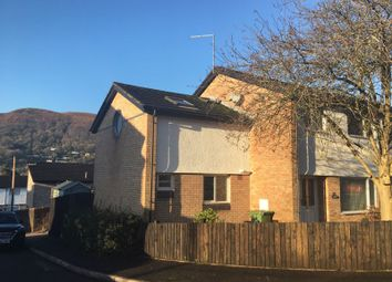 Thumbnail 4 bed semi-detached house for sale in Rhiw'r Ddar, Taffs Well, Cardiff