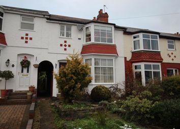 Thumbnail 3 bed terraced house to rent in Aubrey Road, Quinton, Birmingham