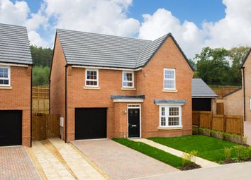 "Thumbnail 4 bed detached house for sale in ""Millford"" at New Road, Tankersley, Barnsley"