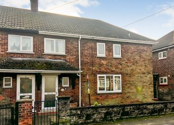 Thumbnail 3 bed semi-detached house to rent in Fowler Road, Scunthorpe