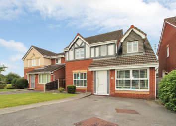 4 bed detached house for sale in Glenwood Close, Radcliffe, Manchester M26