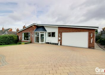 Thumbnail 3 bed detached bungalow for sale in Coniston Road, Bangor