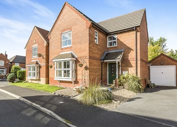 Thumbnail 3 bed detached house for sale in Carnoustie Drive, Euxton, Chorley