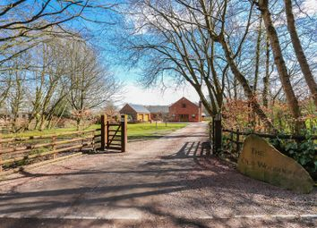 Thumbnail 5 bed detached house for sale in The Old Woodhouse, Hardwick Wood, Wingerworth, Chesterfield