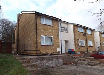 Thumbnail 2 bed end terrace house for sale in Shephall Way, Stevenage, Hertfordshire