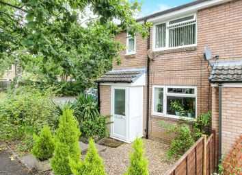 Thumbnail 3 bedroom end terrace house for sale in Cotswold Close, Verwood