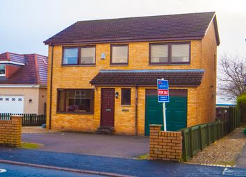 Thumbnail 4 bed detached house for sale in Carronshore Road, Carron