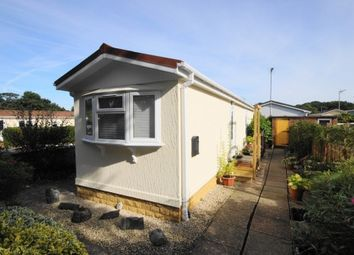 Thumbnail 1 bed mobile/park home for sale in Church Farm Close, Dibden, Southampton, Hampshire