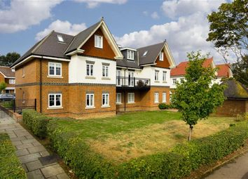 Thumbnail 2 bed flat for sale in Park Wood House, Banstead, Surrey