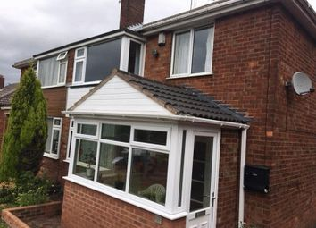 Thumbnail 3 bedroom semi-detached house for sale in Athol Drive, St. Georges, Telford