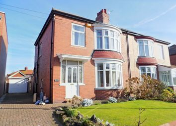 Thumbnail 3 bed semi-detached house for sale in Mortimer Road, South Shields