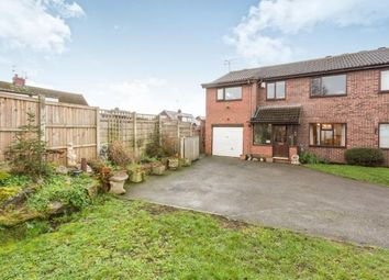 Thumbnail 4 bed semi-detached house for sale in Randle Bennett Close, Elworth, Sandbach, Cheshire