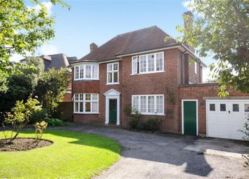 Thumbnail 4 bed detached house for sale in Coombe Lane West, Coombe, Kingston Upon Thames