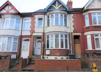 Thumbnail 4 bed terraced house to rent in Hazelbury Crescent, Luton