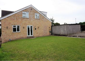 Thumbnail 4 bed semi-detached house for sale in Moon Close, Batley