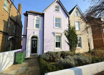 Thumbnail 4 bedroom semi-detached house for sale in Stade Street, Hythe