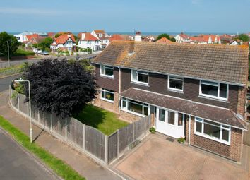 Thumbnail 5 bed detached house for sale in Ridgeway Cliff, Herne Bay