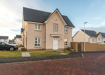 Thumbnail 3 bed semi-detached house for sale in Church Avenue, Winchburgh, West Lothian
