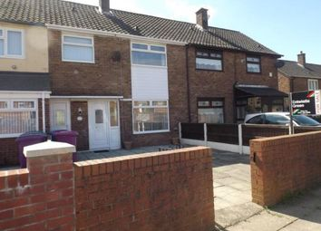Thumbnail 3 bedroom terraced house for sale in Higher Lane, Liverpool, Merseyside, England