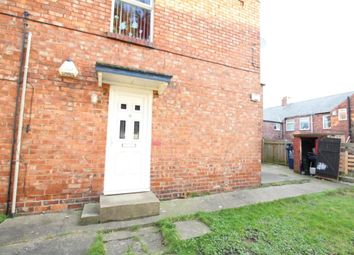 Thumbnail 2 bed flat to rent in Irthing Avenue, Walker, Newcastle Upon Tyne