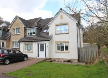 Thumbnail 5 bed semi-detached house for sale in Smiddy Court, Garelochhead, Helensburgh