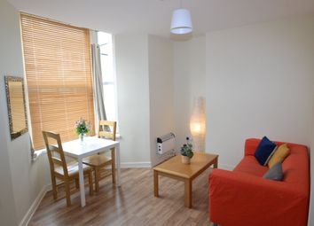 Thumbnail 1 bed flat to rent in Piercefield Place, Adamsdown, Cardiff