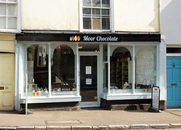 Thumbnail Retail premises for sale in Ashburton, Devon