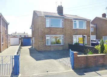 Thumbnail 3 bedroom semi-detached house for sale in Whitethorn Close, Huntington, York