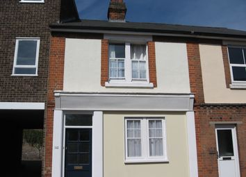 Thumbnail 4 bedroom end terrace house to rent in Hythe Hill, Colchester
