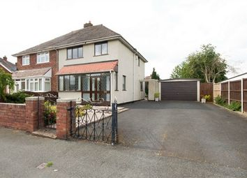 Thumbnail 3 bedroom semi-detached house for sale in Bellamy Lane, Wednesfield, Wolverhampton, West Midlands