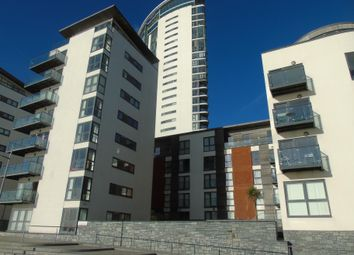 Thumbnail 1 bed flat to rent in Trawler Road, Maritime Quarter, Swansea