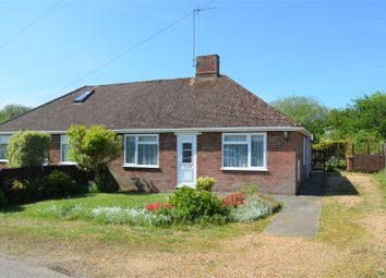 Thumbnail 2 bed semi-detached bungalow for sale in Coronation Road, Clenchwarton, King's Lynn