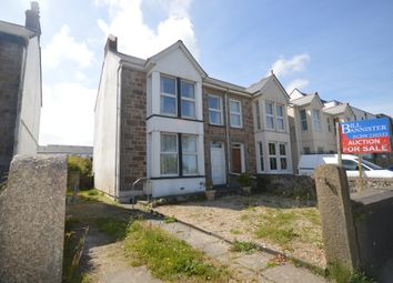 Thumbnail 3 bed semi-detached house for sale in Trevenson Road, Pool
