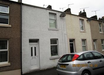 Thumbnail 2 bed terraced house to rent in Lonsdale Street, Workington, Cumbria