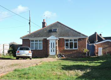 Thumbnail 2 bed detached bungalow for sale in Bracken Road, Ferndown