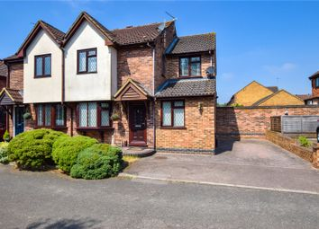 Thumbnail 3 bed semi-detached house to rent in Aspen Park Drive, Watford, Hertfordshire