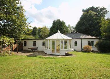 Thumbnail 4 bedroom detached bungalow for sale in Hoe Lane, Abinger Hammer, Dorking
