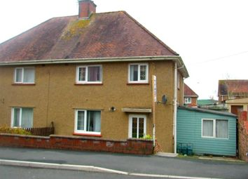 Thumbnail 3 bedroom semi-detached house for sale in Bronallt Road, Pontarddulais, Swansea
